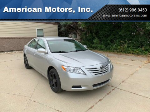 2009 Toyota Camry for sale at American Motors, Inc. in Farmington MN