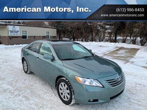 2007 Toyota Camry for sale at American Motors, Inc. in Farmington MN