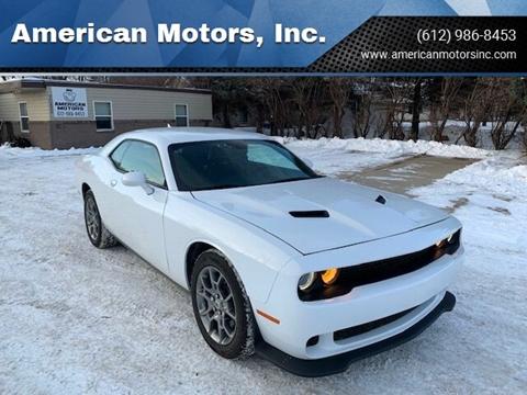 2017 Dodge Challenger for sale at American Motors, Inc. in Farmington MN