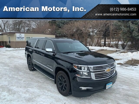2016 Chevrolet Suburban for sale at American Motors, Inc. in Farmington MN