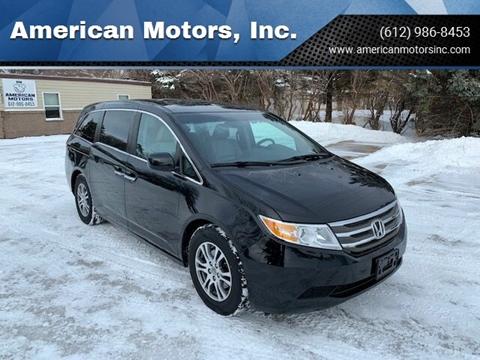 2012 Honda Odyssey For Sale >> Honda Odyssey For Sale In Farmington Mn American Motors Inc