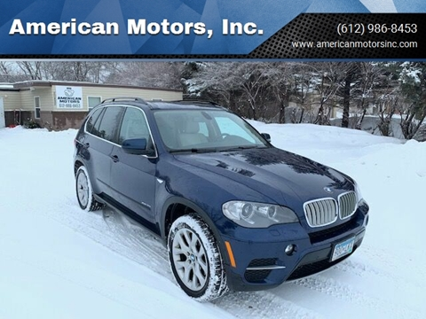 2013 BMW X5 for sale at American Motors, Inc. in Farmington MN