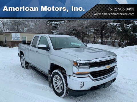 2019 Chevrolet Silverado 1500 LD for sale at American Motors, Inc. in Farmington MN