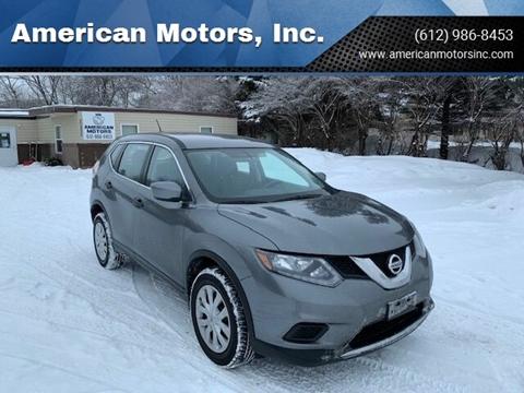 2016 Nissan Rogue for sale at American Motors, Inc. in Farmington MN