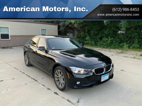 2017 BMW 3 Series for sale at American Motors, Inc. in Farmington MN