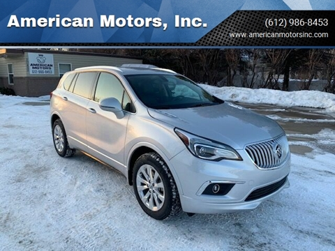 2017 Buick Envision for sale at American Motors, Inc. in Farmington MN