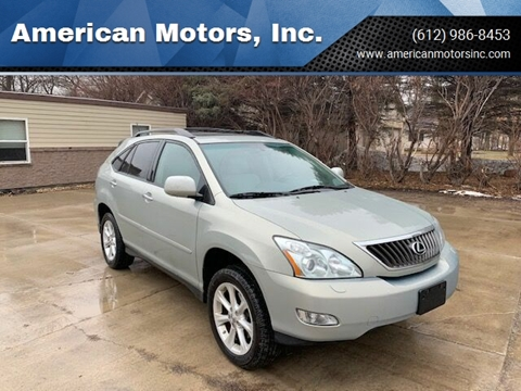 Used Lexus For Sale In Minnesota Carsforsale Com