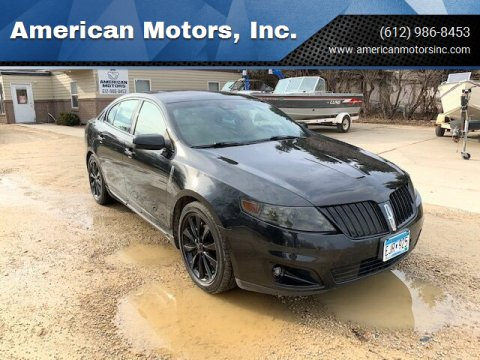 2011 Lincoln MKS for sale at American Motors, Inc. in Farmington MN