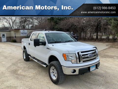 2010 Ford F-150 for sale at American Motors, Inc. in Farmington MN