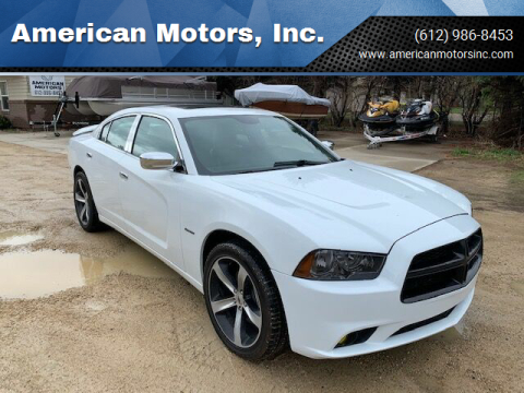 2011 Dodge Charger for sale at American Motors, Inc. in Farmington MN