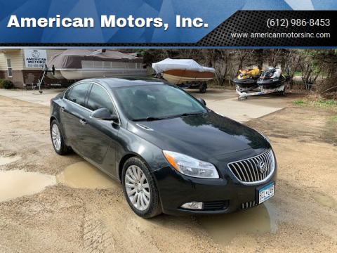 2014 Buick Regal for sale at American Motors, Inc. in Farmington MN