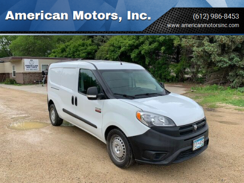 2016 RAM ProMaster City Cargo for sale at American Motors, Inc. in Farmington MN