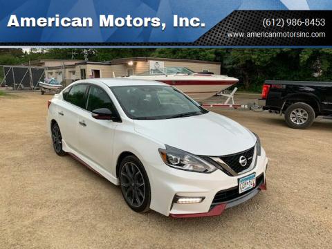 2017 Nissan Sentra for sale at American Motors, Inc. in Farmington MN