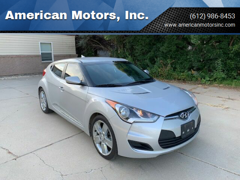 2015 Hyundai Veloster for sale at American Motors, Inc. in Farmington MN