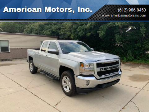 2017 Chevrolet Silverado 1500 for sale at American Motors, Inc. in Farmington MN