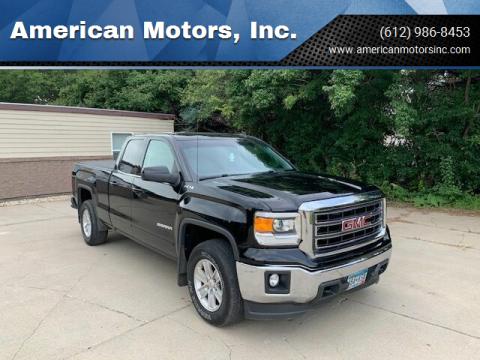 2014 GMC Sierra 1500 for sale at American Motors, Inc. in Farmington MN