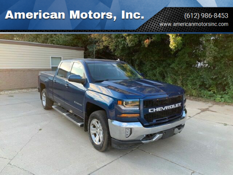 2016 Chevrolet Silverado 1500 for sale at American Motors, Inc. in Farmington MN