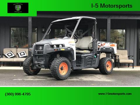2015 Bobcat 3400D for sale in Chehalis, WA