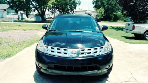 2003 Nissan Murano for sale in Spartanburg, SC