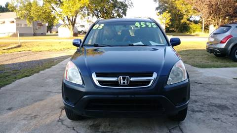 2003 Honda CR-V for sale in Spartanburg, SC