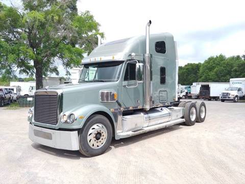 Freightliner Coronado For Sale >> 2005 Freightliner Coronado 132 For Sale In Pensacola Fl