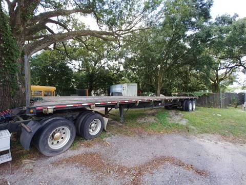 1995 Great Dane FLATBED for sale in Pensacola, FL