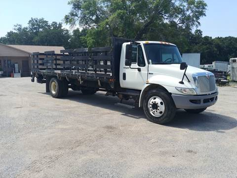 Used Trucks For Sale In Ma >> 2013 International Durastar 4300 For Sale In Pensacola Fl