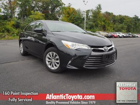 2016 Toyota Camry for sale in Lynn, MA