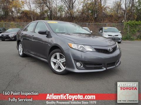 2013 Toyota Camry for sale in Lynn, MA