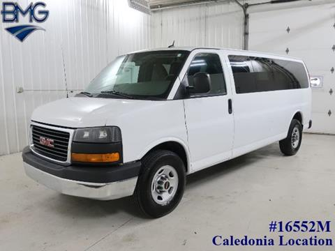 2014 GMC Savana Passenger for sale in Caledonia, MI