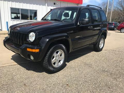 2002 Jeep Liberty for sale in Caledonia, MI