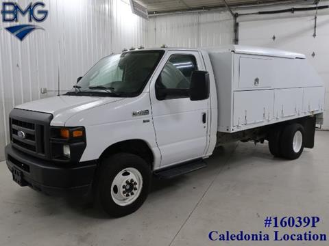 2012 Ford E-Series Chassis for sale in Caledonia, MI