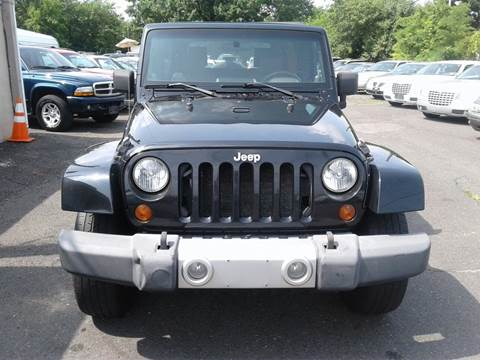 2008 Jeep Wrangler Unlimited for sale in Ewing, NJ