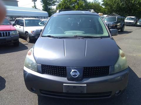 2005 Nissan Quest for sale in Ewing, NJ