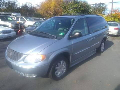 2004 Chrysler Town and Country for sale in Ewing, NJ