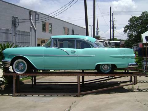 1956 Pontiac Chieftain for sale in Baytown, TX