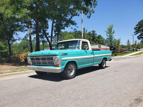 1968 Ford F-100 for sale in Raleigh, NC