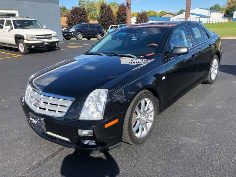 2005 Cadillac STS for sale at Eagle Auto LLC in Green Bay WI