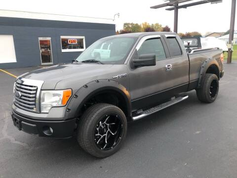 2009 Ford F-150 for sale at Eagle Auto LLC in Green Bay WI