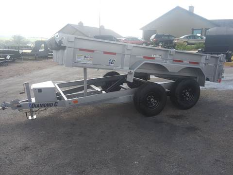 2019 Diamond C DUMP for sale in Rapid City, SD