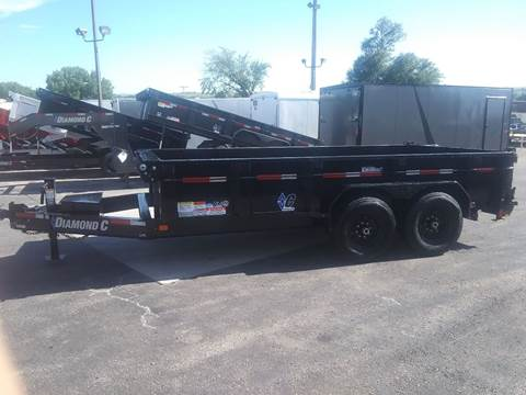 2020 Diamond C DUMP for sale in Rapid City, SD