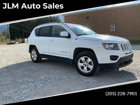 2016 Jeep Compass for sale in Fosters, AL