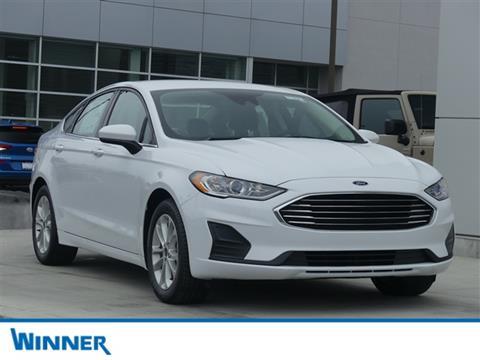 2019 Ford Fusion for sale in Dover, DE