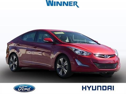 2015 Hyundai Elantra for sale in Dover, DE
