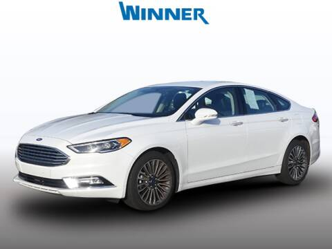 2017 Ford Fusion for sale in Dover, DE