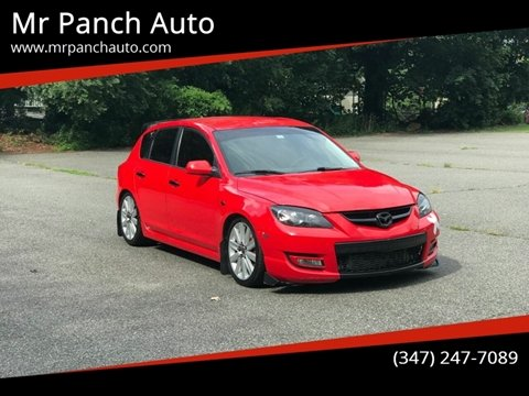 Mazdaspeed3 For Sale >> Mazda Mazdaspeed3 For Sale In Staten Island Ny Mr Panch Auto