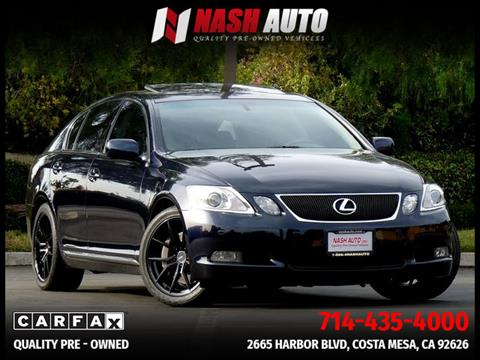 2006 Lexus GS 430 for sale in Costa Mesa, CA
