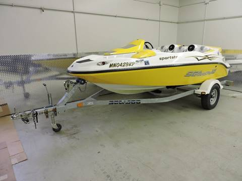 2006 Sea-Doo Sportster for sale in Sioux Falls, SD