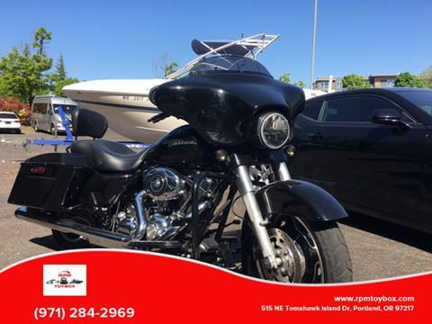 Harley Davidson Portland >> 2010 Harley Davidson Flhx Street Glide For Sale In Portland Or