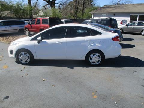 2011 Ford Fiesta for sale in Mount Olive, AL